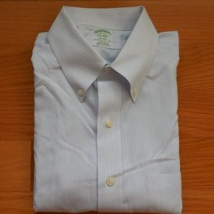 $140~BROOKS BROTHERS~Original Polo Dress Shirt~16